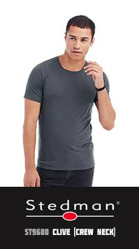 Мъжка Stedman тениска SLIM FIT най-висок клас