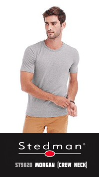 Мъжка Stedman тениска SLIM FIT висок клас