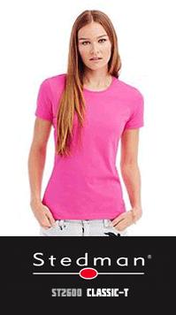 Дамска Stedman тениска CASUAL FIT